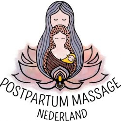 postpartum Massage logo kleur